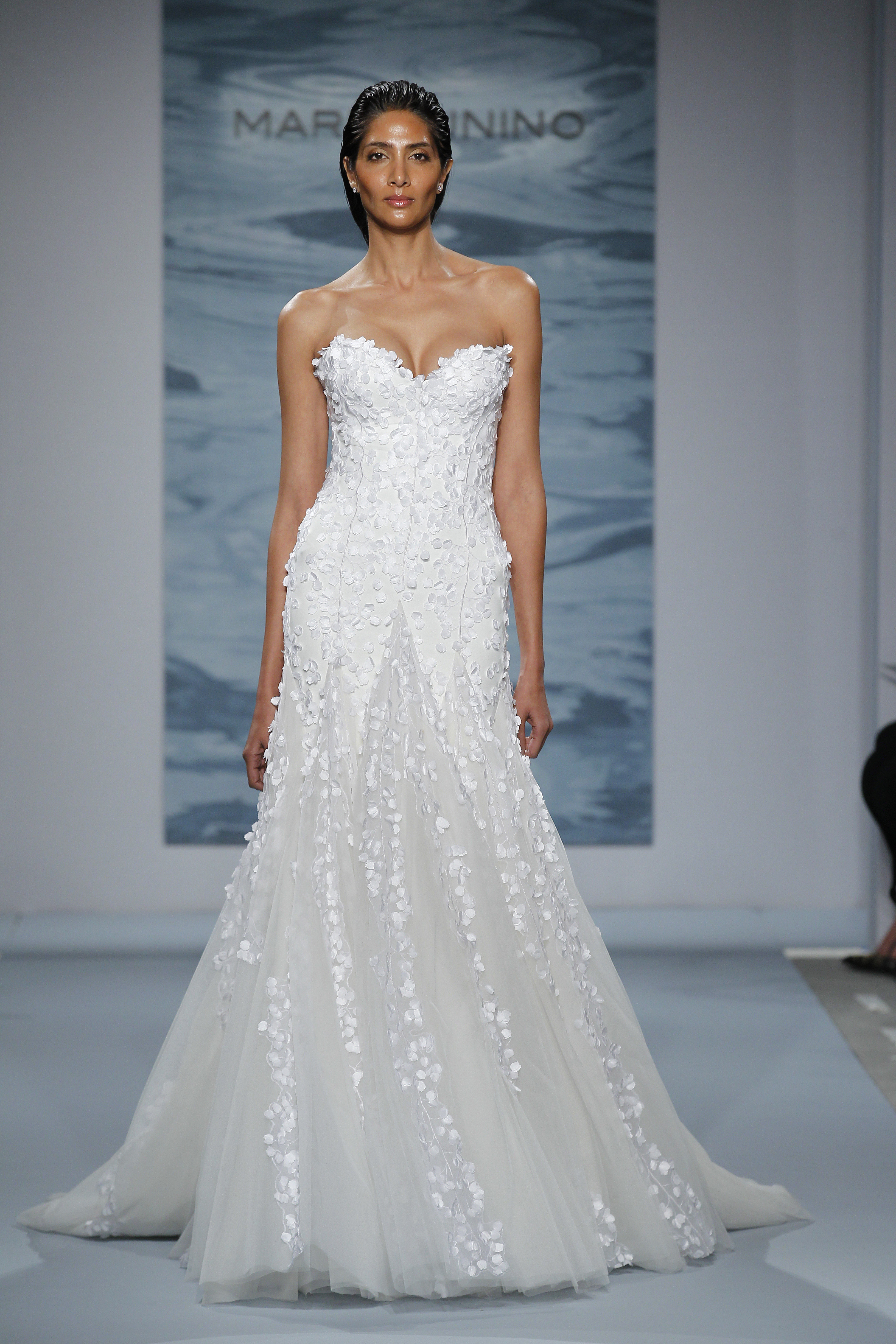 Bridal Market: Mark Zunino Fall 2015 Collection |